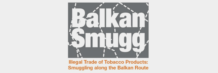Illegal Trade of Tobacco Products: Smuggling as Experienced along the Balkan Route – BALKANSMUGG